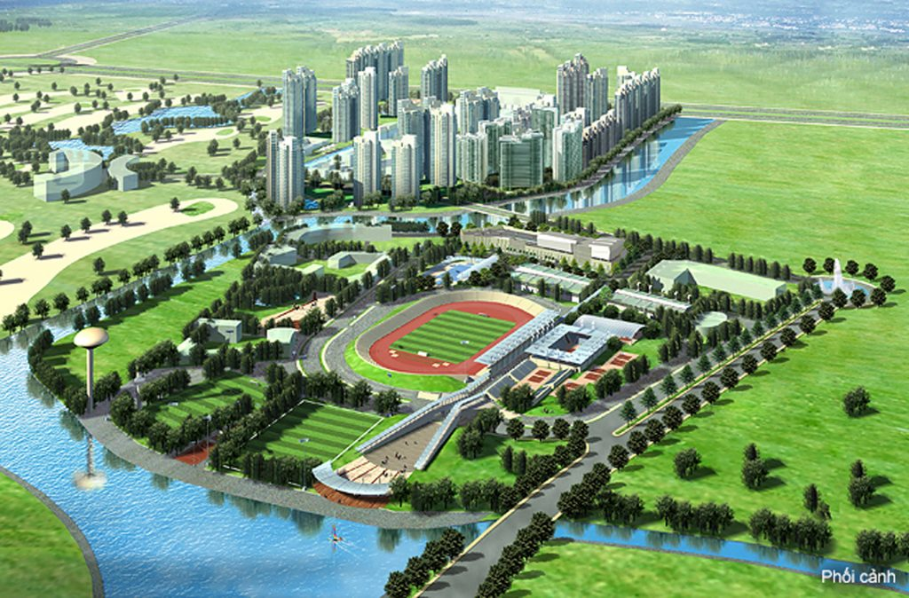 tong the du an saigon sports city
