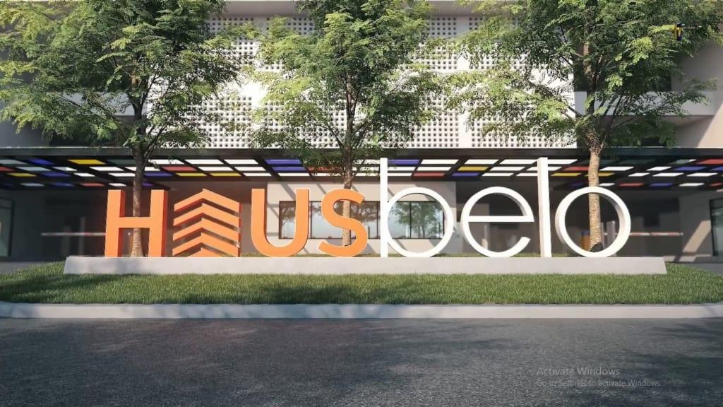 Hausbelo Quận 9 ấn tượng bởi sự đầu tư trong thiết kế