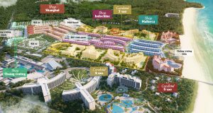 quy mo vinpearl grand world phu quoc