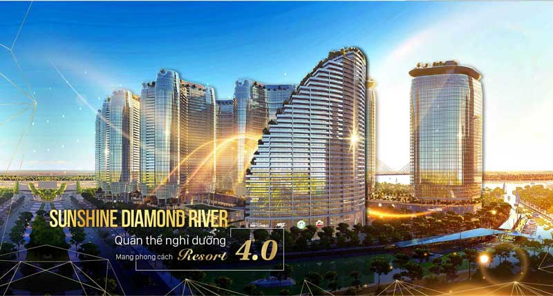 phoi canh sunshine diamond river