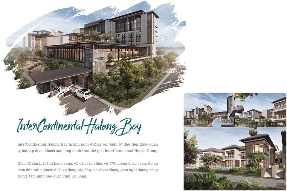 thiet ke biet thu intercontinental ha long